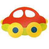 范登伯格 卡哇伊兒童車車造型地毯-100x130cm