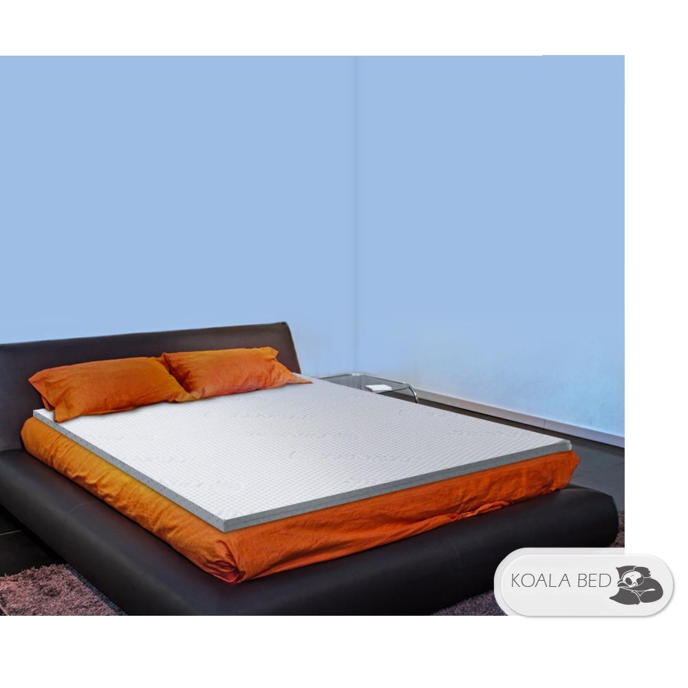 奧地利天絲表布 竹炭記憶床墊-5cm