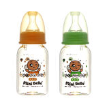 mini BeBe PES防脹氣標準奶瓶140ml(單入裝/顏色隨機出貨)
