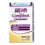 【RESOURCE 立攝適】糖尿病專用諾沛天然食物管灌配方(2箱) 雞肉口味 管灌可