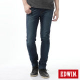 EDWIN 迦績褲JERSEYS X EDGE窄直筒牛仔褲-男-石洗綠