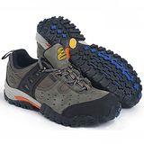 【JHS杰恆社戶外鞋登山鞋】800深灰牛皮徒步鞋旅遊鞋跑步鞋情侶鞋(FW天翔FLYWALKING)