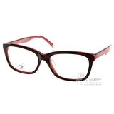 Calvin Klein眼鏡 時尚百搭款(紅黑) #CK5761A 505