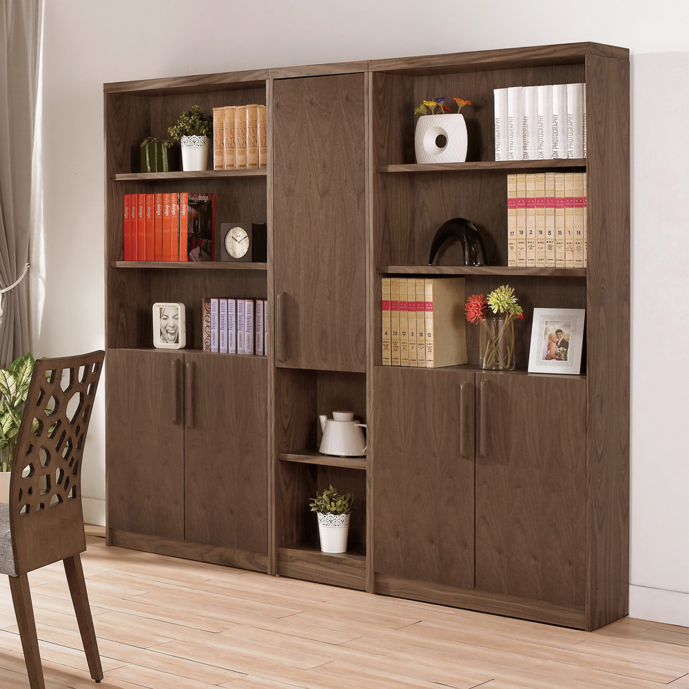 HAPPYHOME 波克7.1尺組合書櫃