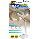 【Kolin歌林】4W雙色溫護眼檯燈 KTL-MN6261
