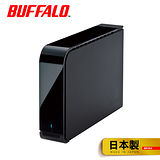 BUFFALO 3.5吋內建7200高轉速. 硬體加密外接式硬碟6TB(HD-LX6.0TU3)