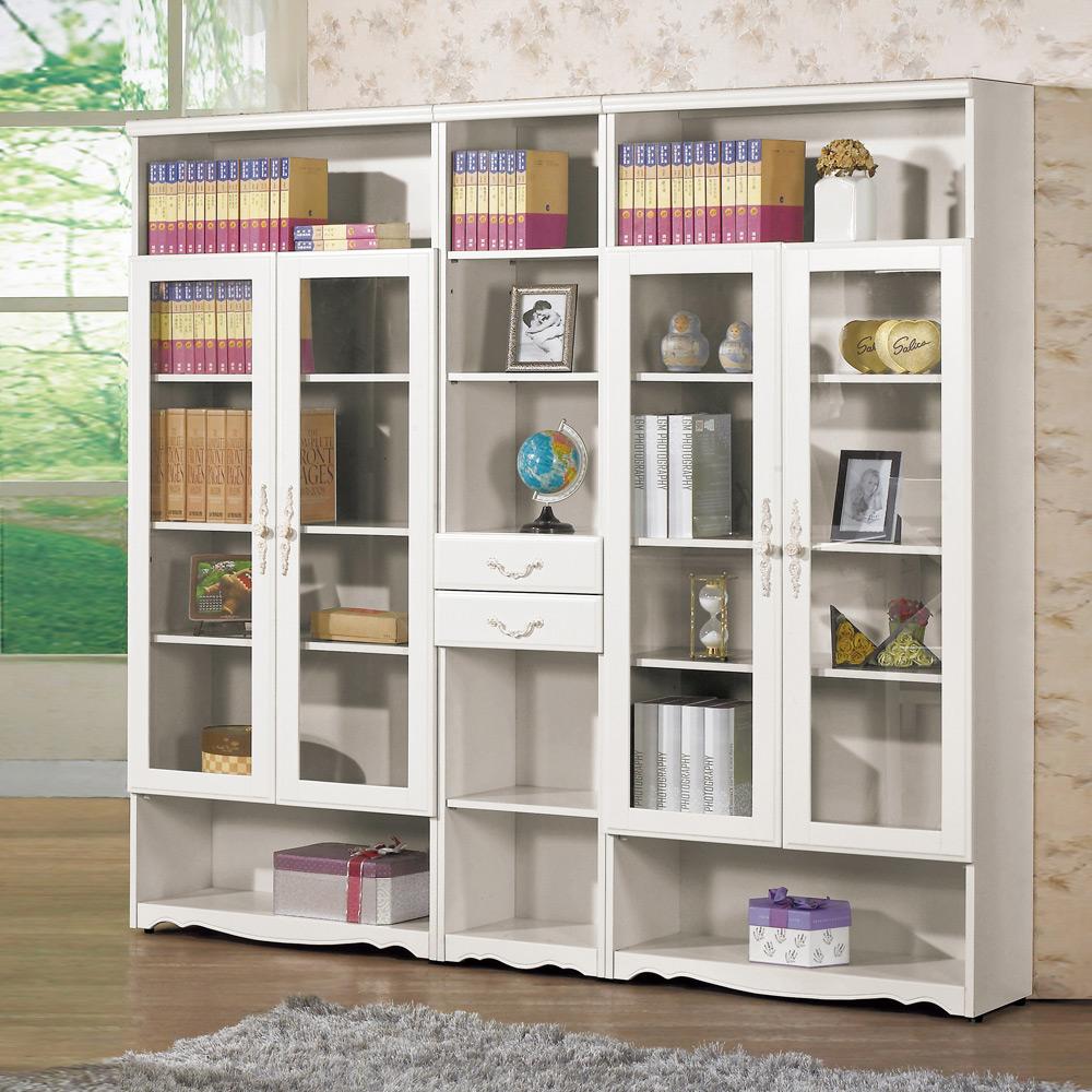 HAPPYHOME 仙朵拉2.7尺書櫃