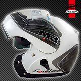 【ZEUS 瑞獅 ZS-3000A GG10 安全帽】汽水帽│雙層鏡片│可樂帽│全罩式│可掀式安全帽│CP值超高