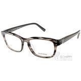 VALENTINO 眼鏡 義式時髦簡約款(流線灰) #VA2633 C059