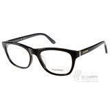 VALENTINO眼鏡 時尚簡約款(黑) #VA2641 C001