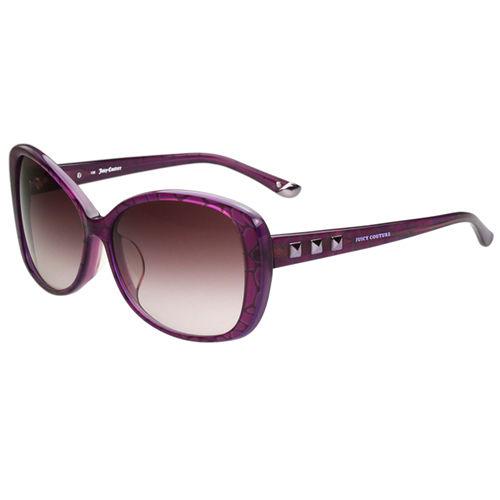 Juicy Couture 鉚釘 太陽眼鏡(粉紫色)