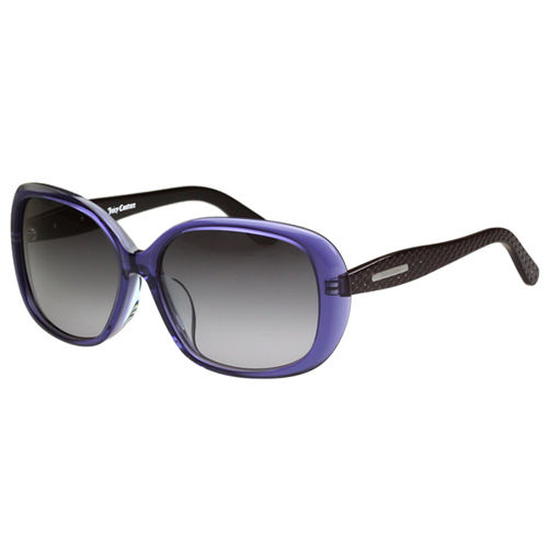 Juicy Couture 時尚太陽眼鏡(紫色)