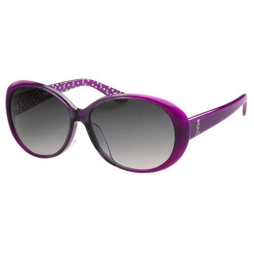 Juicy Couture-時尚太陽眼鏡 (紫色)