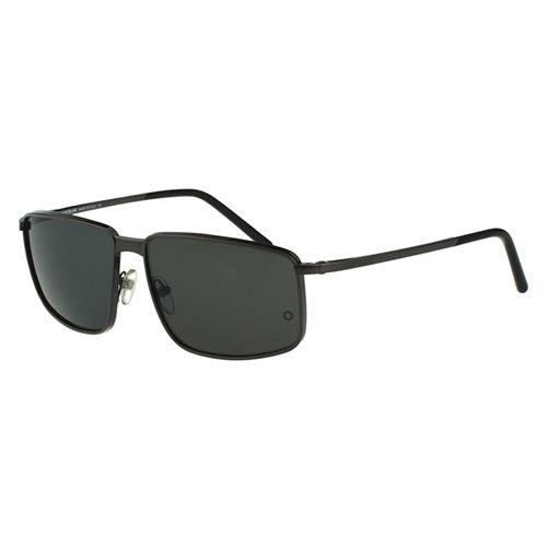 萬寶龍MONTBLANC 太陽眼鏡(槍色) MB319S-12A