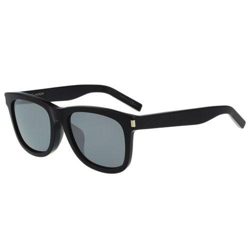 Saint Laurent Paris 時尚太陽眼鏡(黑色)