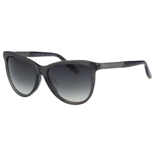 BOTTEGA VENETA太陽眼鏡 (透明灰色)BV251FS