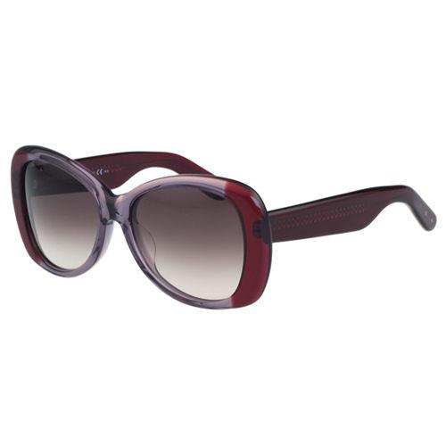 BOTTEGA VENETA太陽眼鏡 (紫+紅色) BV260FS