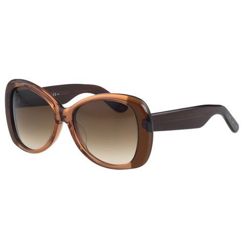 BOTTEGA VENETA太陽眼鏡 (咖啡色) BV260FS