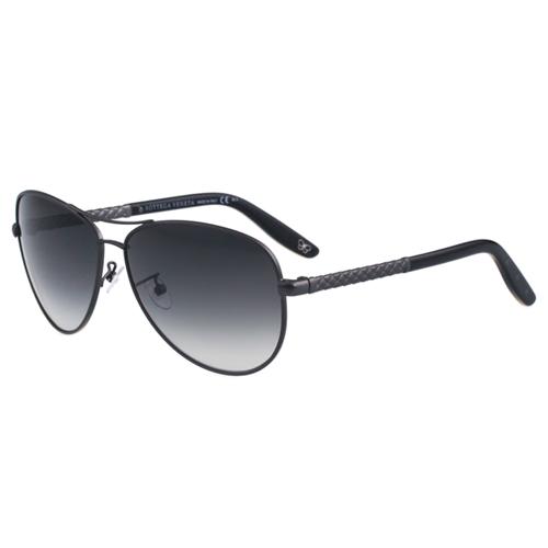 BOTTEGA VENETA太陽眼鏡 (槍色)BV252FS