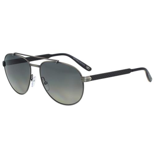BOTTEGA VENETA太陽眼鏡 (槍色)BV285FS