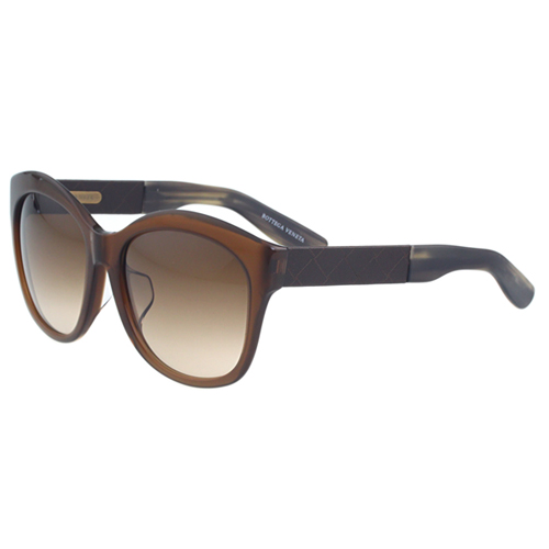 BOTTEGA VENETA太陽眼鏡 (咖啡色)BV304FS
