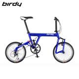 Birdy New Classic Birdy圓管 8速折疊車 海軍藍