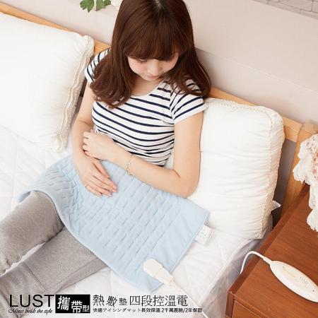 LUST生活寢具 暖呼呼乾濕兩用電熱毯