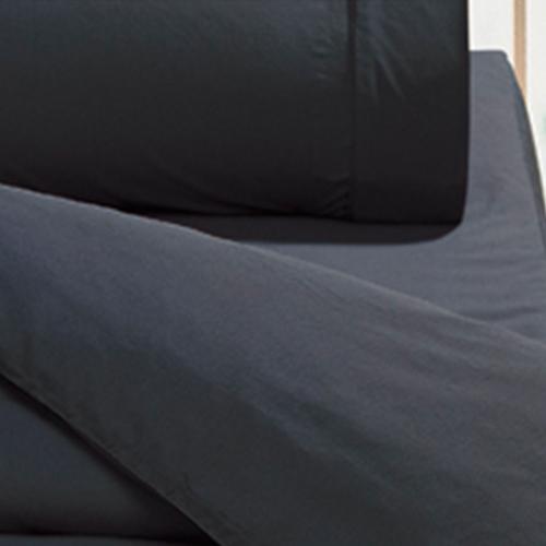 【鴻宇HongYew】美國棉花/日式元素/黑色主張-雙人床包組