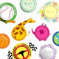 【Artificer】Rhythm for Kids 手環 - 兒童系列健康手環 (共12款)