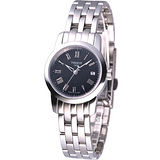 TISSOT 尊爵超薄女用時尚腕錶 T0332101105300
