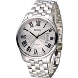 美度錶 MIDO Belluna II 80小時動力儲存機械腕錶 M0244071103300