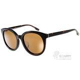 JILL STUART太陽眼鏡 微貓眼偏光款(深邃琥珀) #JS20005X C01P