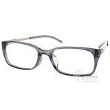 Ic! Berlin眼鏡 薄鋼代表作(透藍) #MIROSLAV K BRONZE