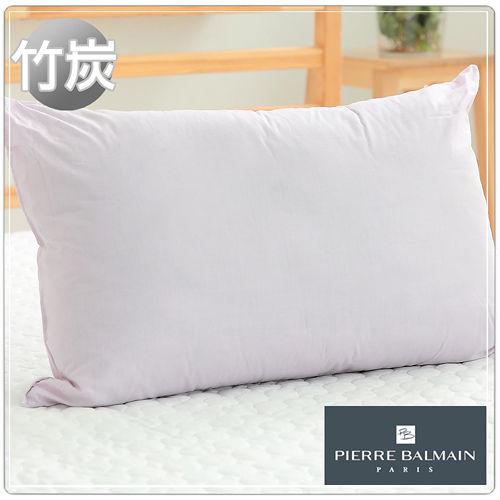 【PB皮爾帕門】抗菌竹炭纖維枕-2入組
