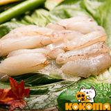 《極鮮配》特大頂級蟹腳肉(300g/盒(含冰重))