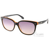 Calvin Klein太陽眼鏡 百搭熱銷經典款(黑-橘) #CK4215S 090