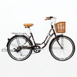 BIKEONE M11 SHIMANO變速 24吋6速 韓版淑女自行車