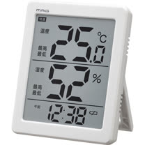 日本MAG<br/>超大液晶溫濕度計