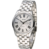 MIDO Belluna II 時尚名媛80小時動力儲存機械錶腕錶 M0242071103300