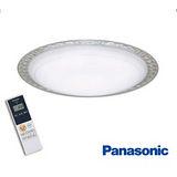 國際牌 LED 41W 透明雕花 遙控 吸頂燈 HH-LAZ404009