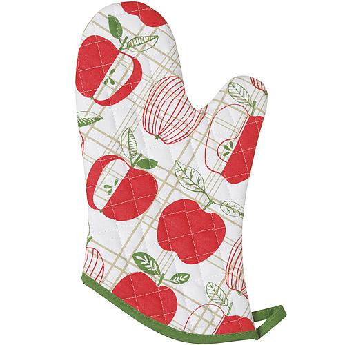《NOW》烘焙隔熱手套(蘋果格紋)