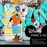 迪士尼授權正版 iPhone6 / 6s i6s 4.7吋 街頭系列透明軟式手機殼(帥氣高飛)