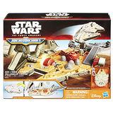 【孩之寶流行玩具】星際大戰電影7 - 微型機器系列 千凝鷹號遊戲組 B3533