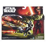 【孩之寶流行玩具】星際大戰電影7 - 3.75吋系列等級1 交通工具組 B3718