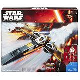 【孩之寶流行玩具】星際大戰電影7 - 3.75吋系列等級3 交通工具組 B3953
