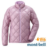 【日本 MONT-BELL 】女款 800FP 超輕保暖羽絨夾克/Superior 鵝絨外套.輕量防風夾克.禦寒大衣 香檳紫 1101467