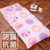 鴻宇-防蹣抗菌台灣製<BR> 美國棉幼兒園兩用睡袋