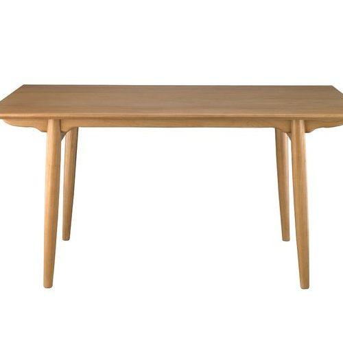 UWOOD細腳長方型餐桌-150cm【DENMARK丹麥梣木】WRTA08R1