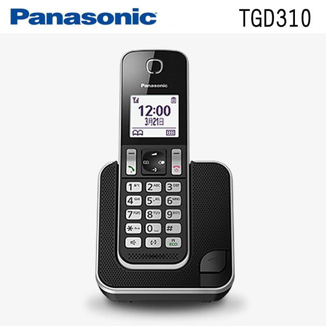 國際牌Panasonic KX~TGD310TW KX~TGD310 DECT 無線電話
