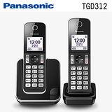 Panasonic 國際牌 KX-TGD312TW /KX-TGD312 DECT數位無線電話